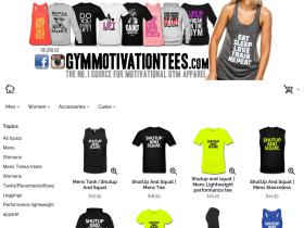gymmotivation.spreadshirt.com