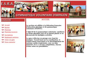 gymvolontairearpajon.pagesperso-orange.fr