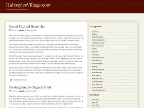 hairstylesvillage.com