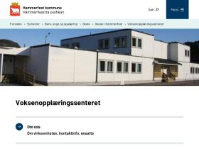 hammerfestvosenter.no