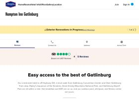 hamptoninngatlinburg.com