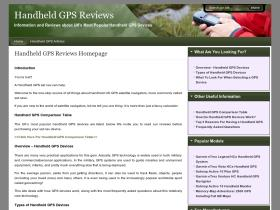 handheldgpsreviews.co.uk