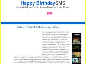 happybirthdaysms.co.in