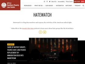 hatewatch.org