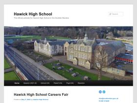 hawickhighschool.co.uk
