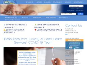 health.co.lake.ca.us