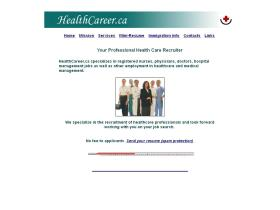 healthcareer.ca