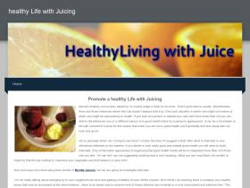 healthylifewithjuicing.weebly.com