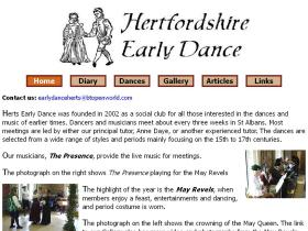 hertsearlydance.btinternet.co.uk