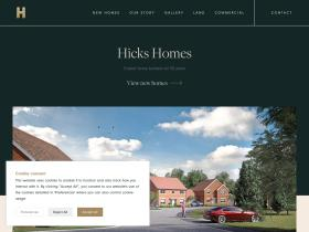 hicks-homes.co.uk
