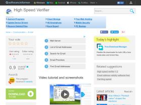 high-speed-verifier.software.informer.com
