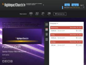 highimpactchurch.tv