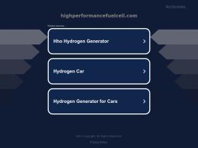 highperformancefuelcell.com