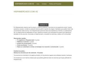 hispamercado.com.ve