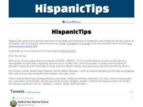 hispanictips.com