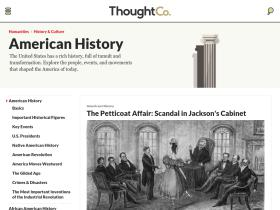 history1800s.about.com