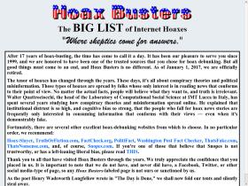 hoaxbusters.org