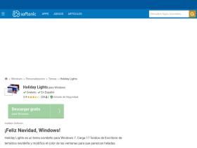 holiday-lights-theme-windows-7.softonic.com