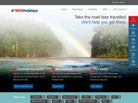 holiday.malaysiaairlines.com