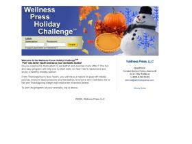 holidaychallenge.wellnesspress.com