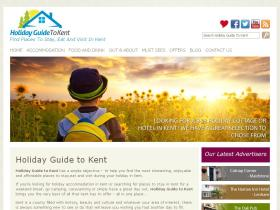 holidayguidetokent.co.uk