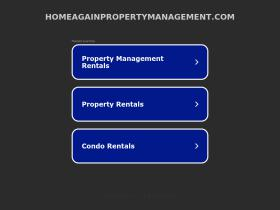 homeagainpropertymanagement.com