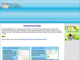 homeschoolmath.net