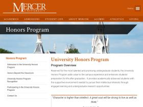 honorsprogram.mercer.edu
