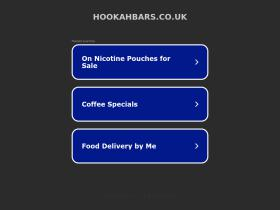 hookahbars.co.uk