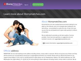 hornymatches.com