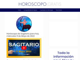 horoscopodesagitario.es