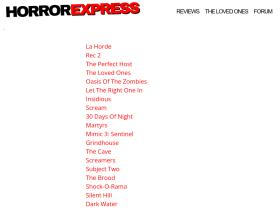horrorexpress.com