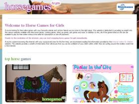 horsegamesforgirls.co.uk