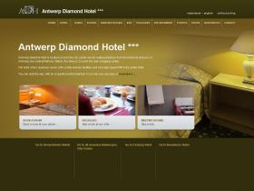 hotel-antwerp-diamond.com