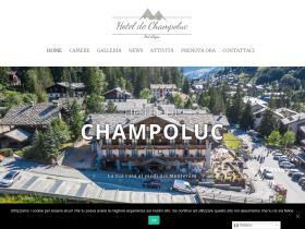hoteldechampoluc.it
