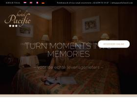 hotelpacific.be