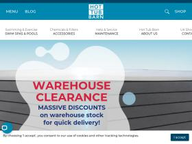 hottubsbarn.co.uk