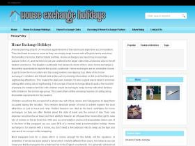 houseexchangeholidays.co.uk