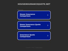 houseinsurancequote.net