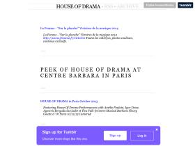 houseofdrama.tumblr.com