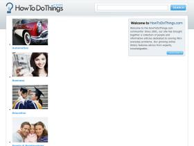 howtodothings.com