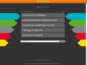 hrsummit.in