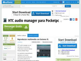 htc-audio-manager.softonic.com