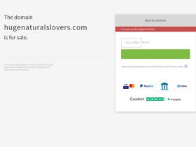 hugenaturalslovers.com