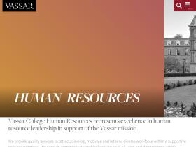 humanresources.vassar.edu