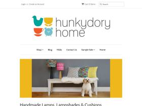 hunkydoryhome.co.uk