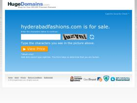 hyderabadfashions.com