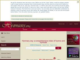 hymnary.org