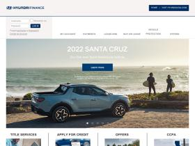 Find more sites Hyuandai motor finance