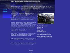 ianburgoynemarinesurveyor.co.uk